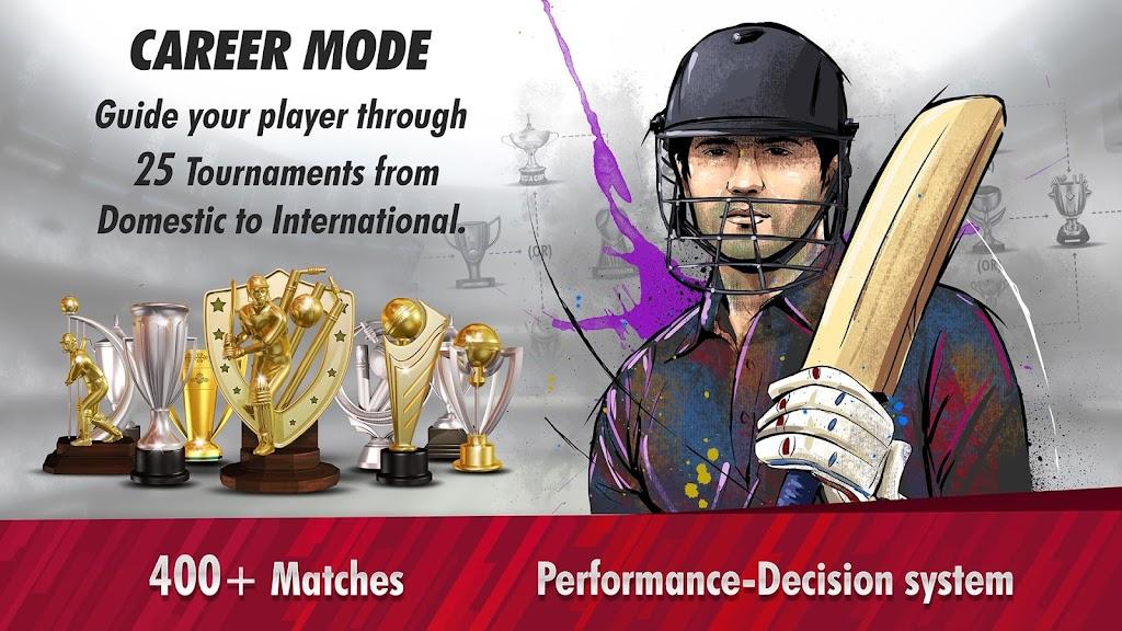 World Cricket Championship 3 - WCC3 poster 4
