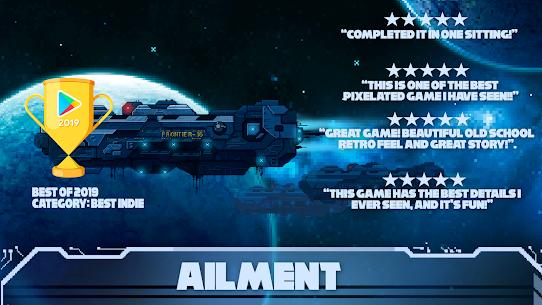 Ailment: space pixel dungeon Mod 3.0.7 Apk [Unlimited Money] 1