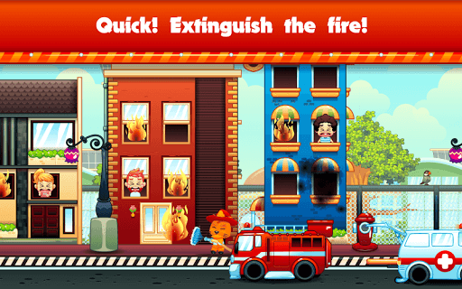 Marbel Firefighters - Kids Heroes Series android2mod screenshots 5