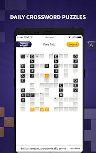 Wealth Words – Crossword Puzzle Game 1