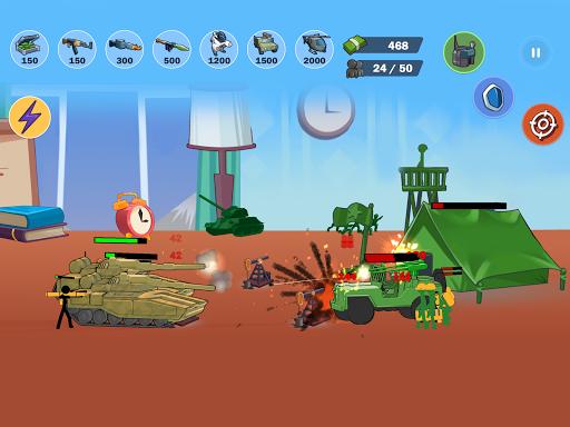 Stickman World Battle 1.02 screenshots 11