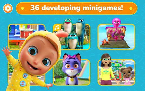 LooLoo Kids World: Learning Fun Games for Toddlers  screenshots 16
