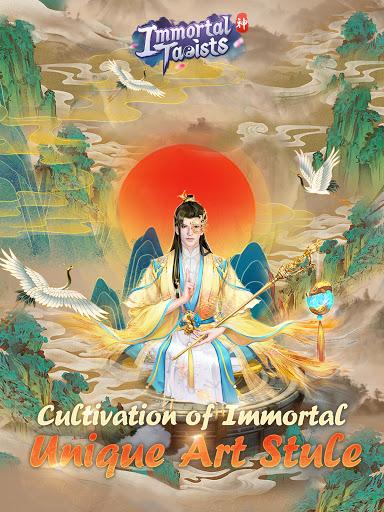 Immortal Taoists-Idle Game of Immortal Cultivation 1.4.6 screenshots 8