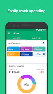 Wallet Mod Apk: Personal Finance, Budget Premium/Paid Features Unlocked) 1