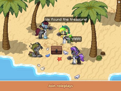 Pony Town - Social MMORPG screenshots 19