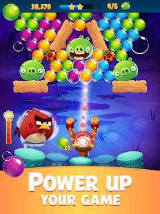 Angry Birds POP Bubble Shooter screenshots 9