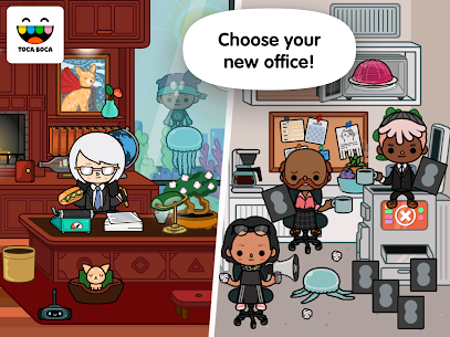 Toca Life: Office Free Apk Download 1