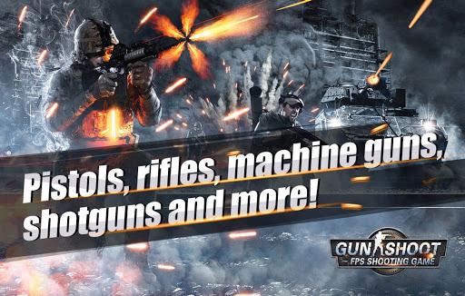 Gun Shoot u2013 FPS shooting game 1.0.5 screenshots 3