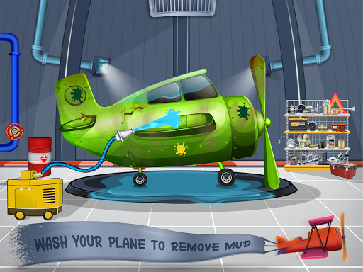 Kids Car Wash Service Auto Workshop Garage 2.1 screenshots 7