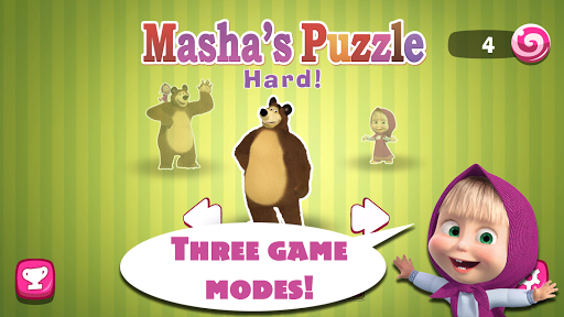 Masha and The Bear Puzzle Game 2.7 screenshots 13