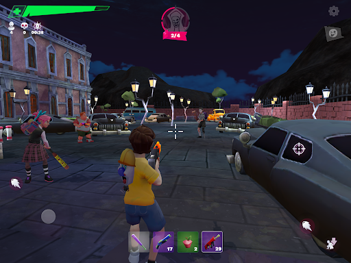 Horror Brawl: Terror Battle Royale apkpoly screenshots 18
