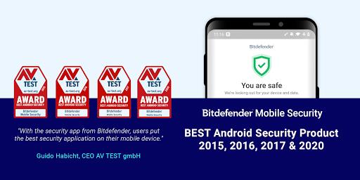 Download APK: Bitdefender Mobile Security & Antivirus Premium v3.3.136.1758+ 6 month free license