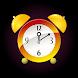 超大音量の目覚まし時計の着信音 - Androidアプリ