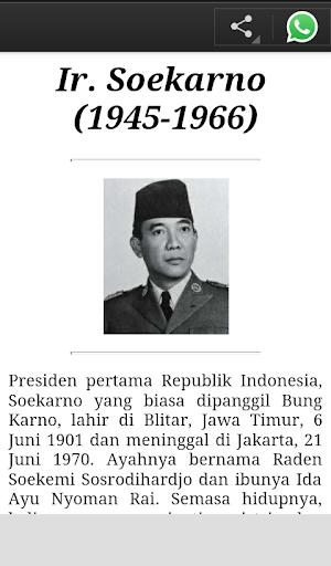 Biografi Presiden Indonesia screenshots 3