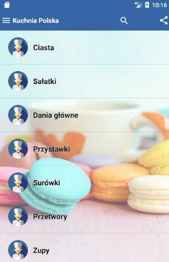 Kuchnia Polska (Offline) 400.0.0 screenshots 1