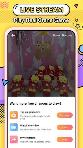 Claw Free - Claw Free Machine 1.3.4 screenshots 3