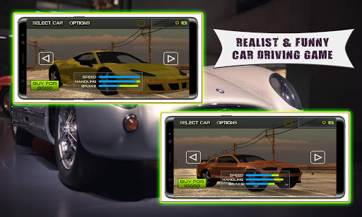 Luxury Car Game : Endless Traffic Race Game 3D 22.0 screenshots 1