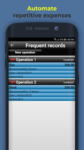 Daily Expenses 2: Personal finance android2mod screenshots 6
