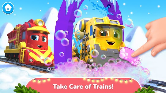 Mighty Express — Play & Learn with Train Friends Mod Apk (Unlocked) 3