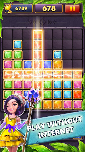 Block Puzzle Gems Classic 1010 8.6 screenshots 2