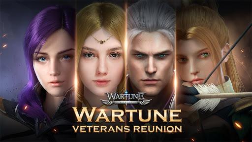 Wartune Mobile - Epic magic SRPG
