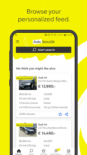 AutoScout24 - used car finder 9.6.51 screenshots 2