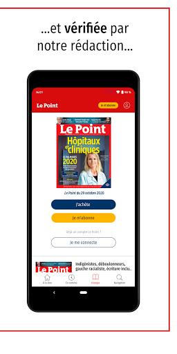 Le Point : journal, actualitu00e9s et infos en continu android2mod screenshots 2