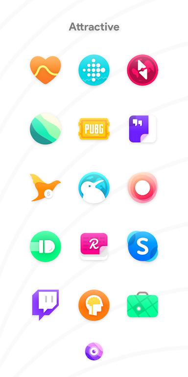 Nebula Icon Pack  poster 1