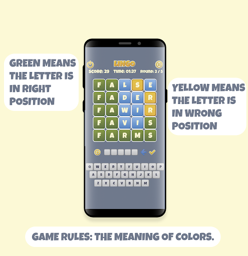 Lingo - The word game 3.0.16 screenshots 4