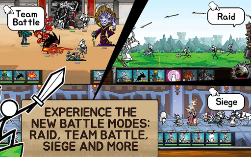 Cartoon Wars 3 2.0.7 Screenshots 18