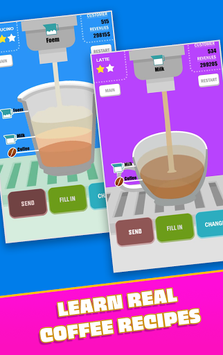 Coffee Shop Barista Star 1.8.4.0 screenshots 3