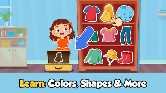 Free Baby Games for 1  Toddlers 3