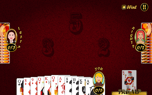 5-3-2 Trump Card Game 1.1 screenshots 7