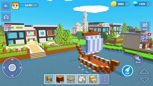MiniCraft: Blocky Craft 2021 1.1.8 screenshots 1