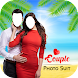 Couple photo suit : man and woman montage style - Androidアプリ
