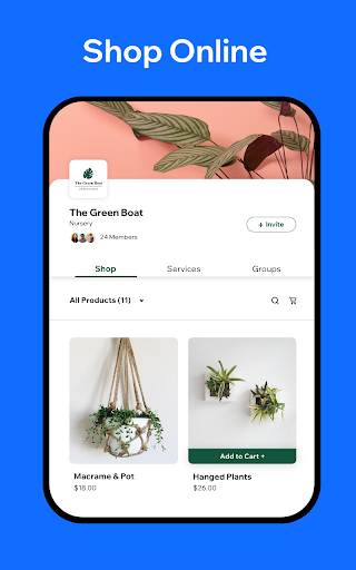 Spaces: Connect with Your Favorite Business.  screenshots 15