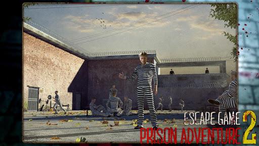Télécharger échapper gibier:aventure de la prison 2 APK MOD (Astuce) screenshots 1