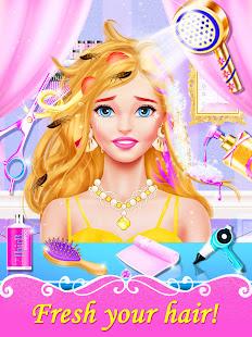 Girl Games: Hair Salon Makeup Dress Up Stylist 1.5 Screenshots 3