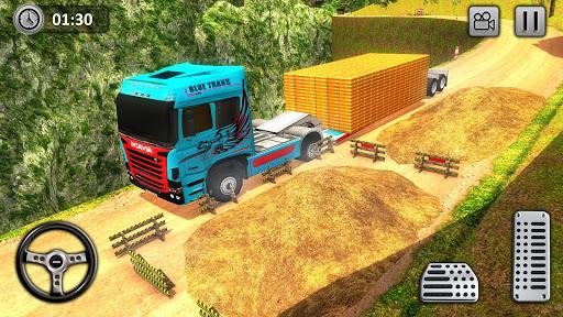 Uphill Gold Transporter Truck Drive apkdebit screenshots 16