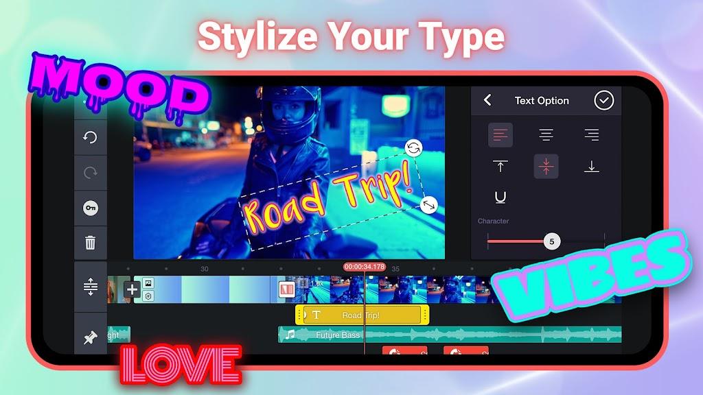 KineMaster - Video Editor poster 3