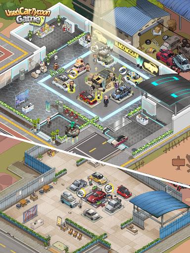 Used Car Tycoon Game Apkfinish screenshots 21