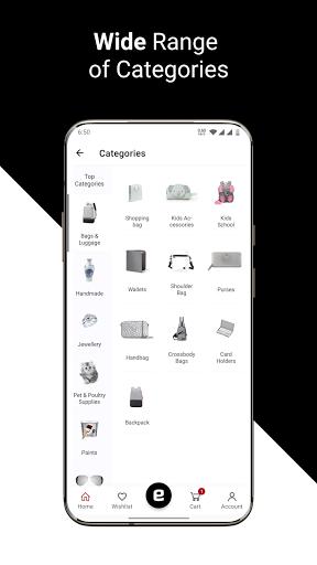 Evaly - Online Shopping Mall apktram screenshots 3