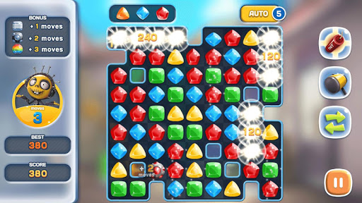 Jewelry King : ZOMBIE DUMB 1.2.3 screenshots 7