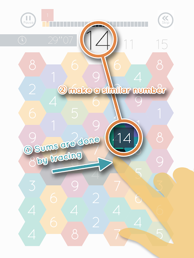 Enjoy Learning Addition puzzle 3.2.0 screenshots 7