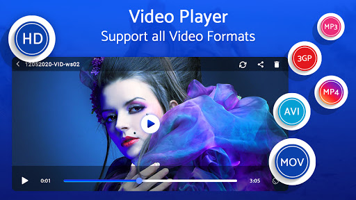 SAX Video Player - All Format HD Video Player 2020 modavailable screenshots 6