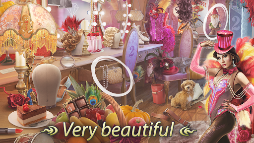 Secrets of Paris: Hidden Objects Game apkpoly screenshots 3