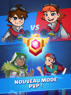 Mana Monsters : jeu gratuit épique de match-3 Capture d'écran