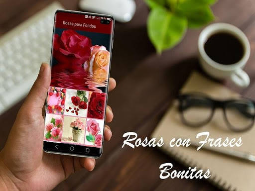 roses with beautiful phrases 🌹 screenshot 1
