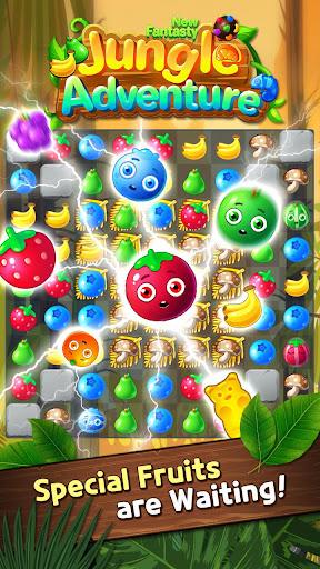 New Fantasy Jungle Adventure: Puzzle World 1.3.1 screenshots 2