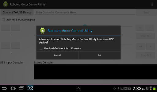 RoboteQ Motor Control Utility For PC Windows (7, 8, 10, 10X) & Mac Computer Image Number- 7